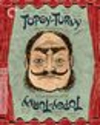Topsy-Turvy - Criterion Collection (UK only) Cover
