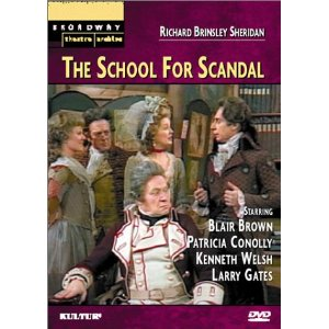 The School for Scandal Video