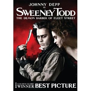 Sweeney Todd: The Demon Barber of Fleet Street  Video